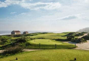 Golf courses Praia D