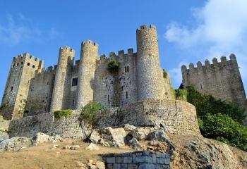 Burg von Óbidos