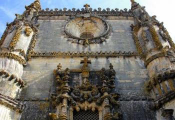 Convento de Cristo - Kloster in Tomar