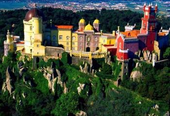 Дворец Пена г Синтра